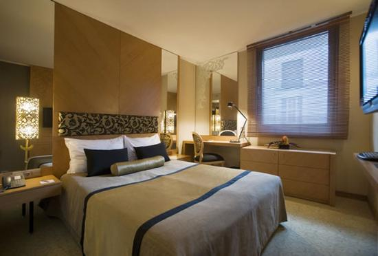 Marmara Hotel Budapest: Standard Room