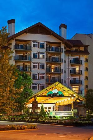 Holiday Inn Club Vacations Gatlinburg-Smoky Mountain: Hotel Exterior