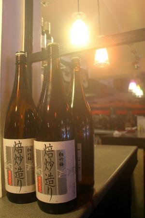 Little Tokyo: Japanese wine