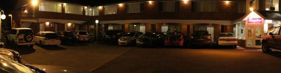 Katoomba Town Centre: Motel