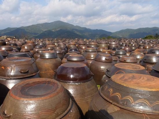 Gwangyang, Südkorea: 壮大な景色