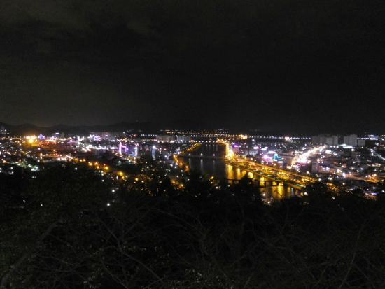 Suncheon, Korea Południowa: セーヌ川でなく東川(トンチョン)