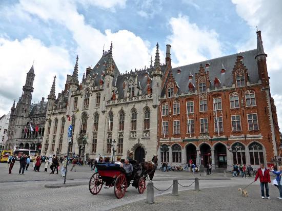 Best Hotels In Bruges