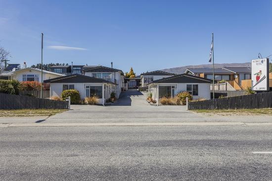 Wanaka View Motel Exterior