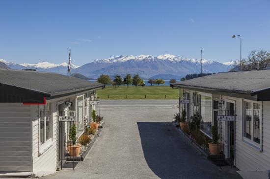 Wanaka View Motel - Exterior View