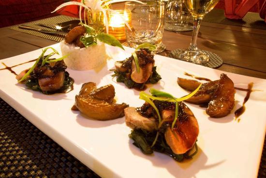 Kawayan Siargao Resort Restaurant