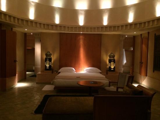 Amanjena: Our bedroom