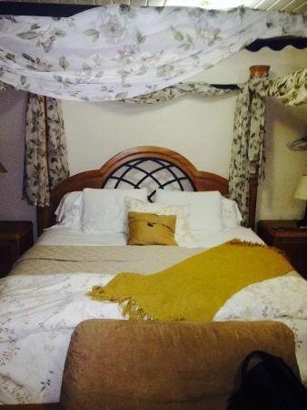 Club Arias B&B: La mejor cama de mi vida