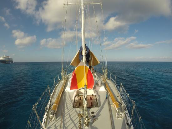 Pangaea Explorations: Just another beautiful day in Grand Cayman!