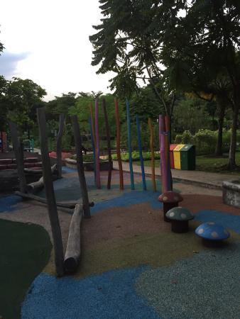 Hort Park : Play area