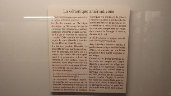 Musee Departemental de la Martinique: Various Pictures from Museum