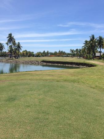 Denarau Golf and Racquet Club: Par 3 8th