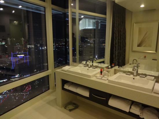 1-Bedroom Penthouse Suite - Picture of ARIA Sky Suites, Las Vegas ...