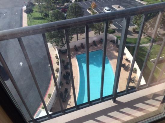 Sheraton Albuquerque Airport Hotel : Pool