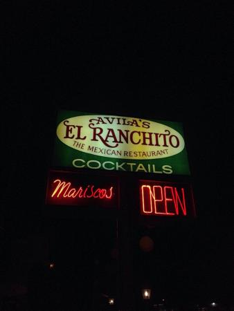 Avila's El Ranchito Picture