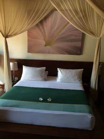Villa Bali Asri: 1 Bedroom villa bed