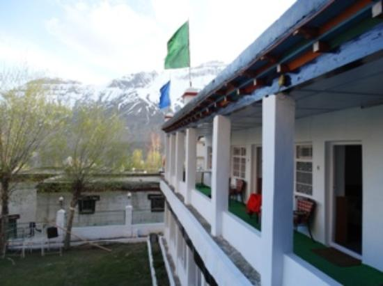 Sakya Abode: picture from inside