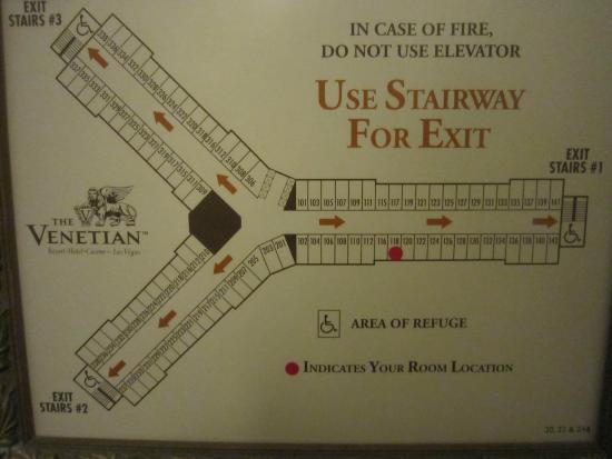 Floor Map  Picture Of The Venetian Las Vegas Las Vegas