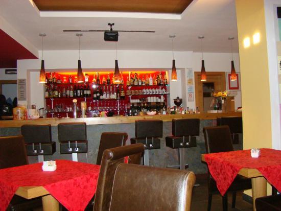 Sport Hotel San Vigilio : il bar