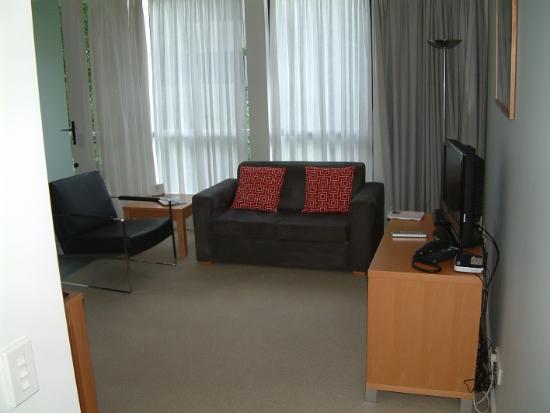 Quest Southbank Melbourne: Lounge Area