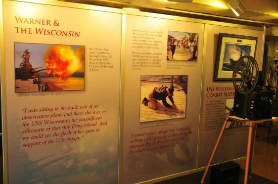 Norfolk, VA: История корабля