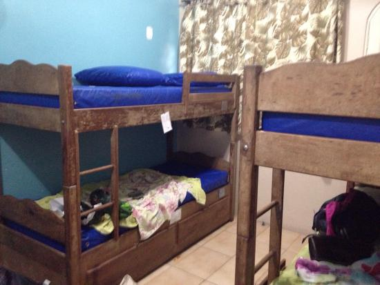 Lagoa Hostel: 6 bed dorm