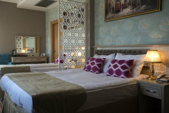 Sultans Royal Hotel : Suite Room