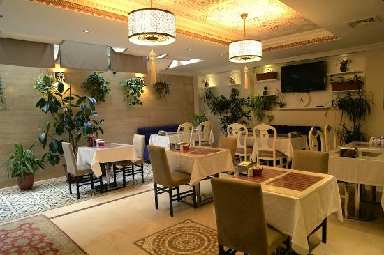Sultans Royal Hotel: BREAKFAST ROOM