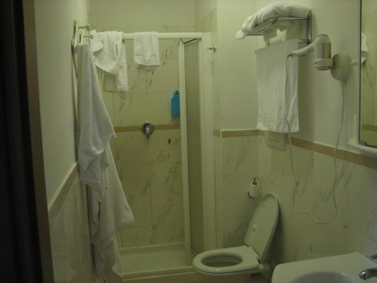 Hotel Il Giardino di SIENA: bagno