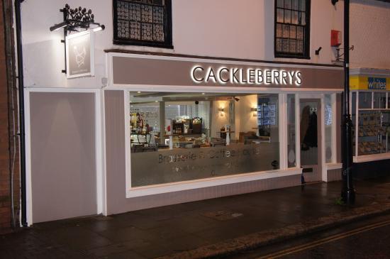 Cackleberrys
