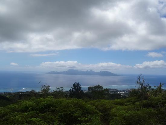 Tahiti Aventures : View