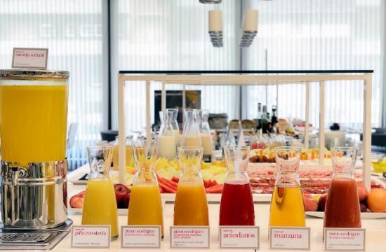 NH Collection Villa de Bilbao: Antiox Breakfast buffet