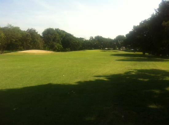 Royal Hua Hin Golf Club : View of course