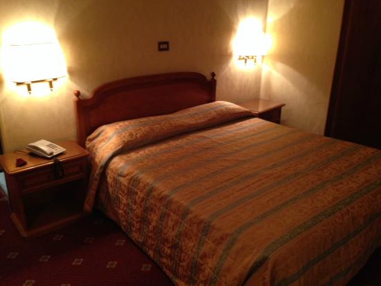 Hotel Bled: Letto