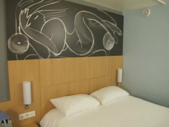 ibis Paris Orly Rungis: хорошая кровать