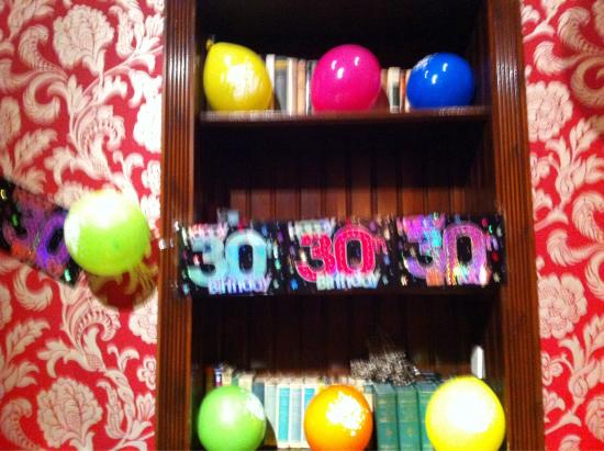 The Canny Man: 30th birthday party