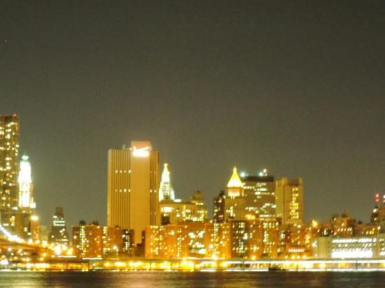 Prive: 素敵すぎる夜景にうっとりです。ブルックリンブリッジナイトツアー