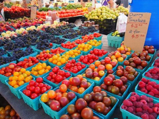 Prive: グリーンマーケット☆大好きです。