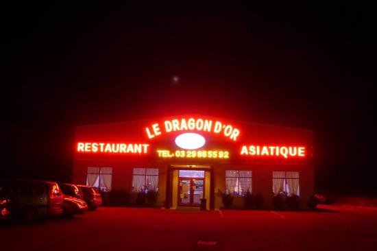 image Le Dragon D'or sur Verdun