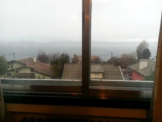 Aconcagua Hotel: Vista pra o lago