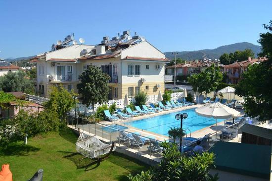 Mavi Hotel : DIŞ MEKAN