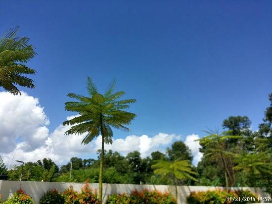Samsuria Beach Resort & Residence : Clear Sky