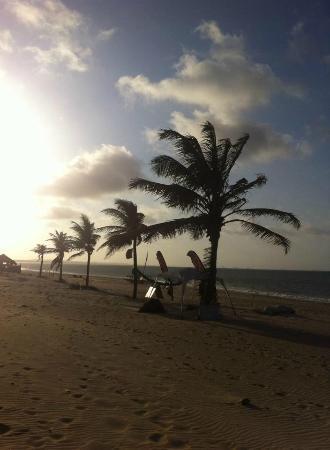 Maracuja Inn: por do sol...inesquecível