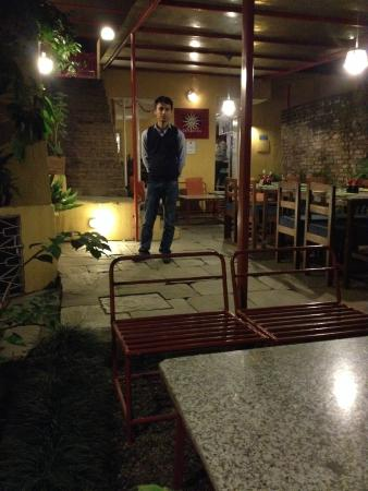 Cafe Mitra & Lounge Bar : Friendly staff!