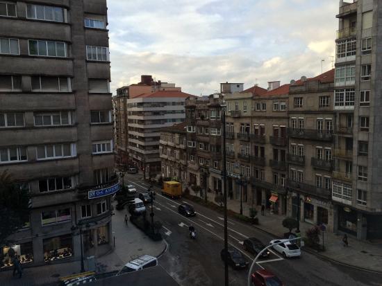 Hotel Zenit Vigo: Avenida de Urzaiz