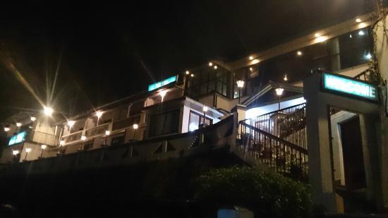 Hotel Krishna : front view