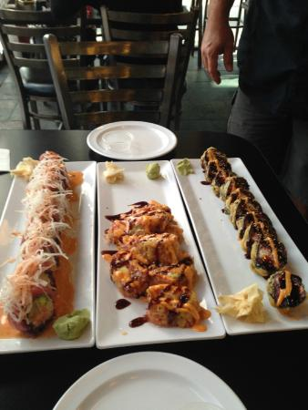 Read Reviews Of Orpheum Theater Harumi Sushi