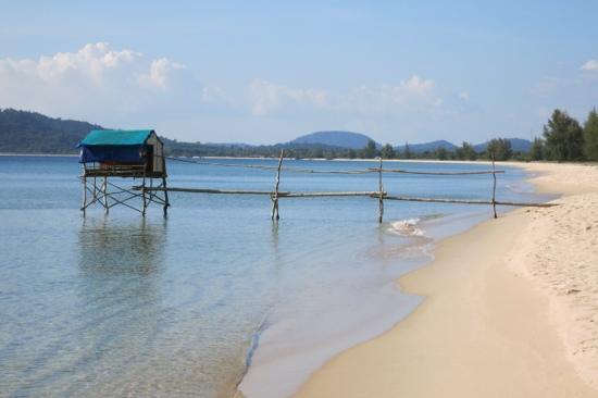 Freedomland Phu Quoc Resort: beach