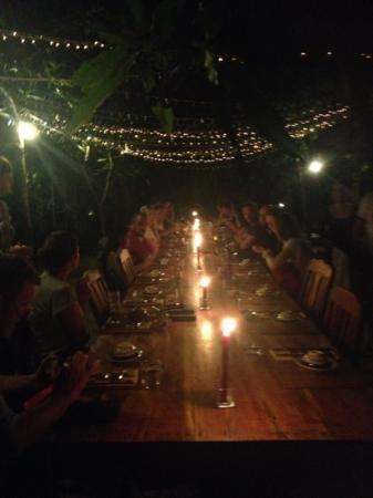 Freedomland Phu Quoc Resort: dinner