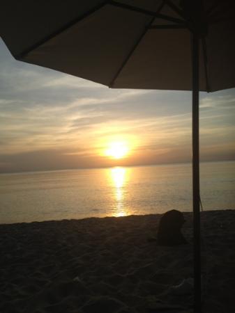 Freedomland Phu Quoc Resort: Sunset